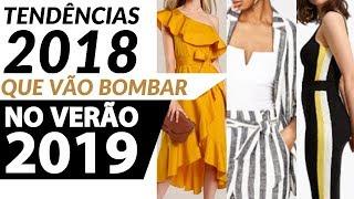 TENDÊNCIAS QUE VÃO BOMBAR NO VERÃO 2019 | CÁ CAVALCANTE | CONSULTORIA DE IMAGEM
