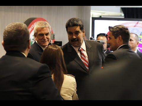 Nicolás Maduro se reúne con dueños y directivos de medios de comunicación, 29 mayo 2018