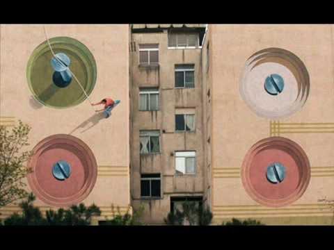 IRAN, Tehran Graffiti/Street Art/Murals 2014 (NEW VIDEO)