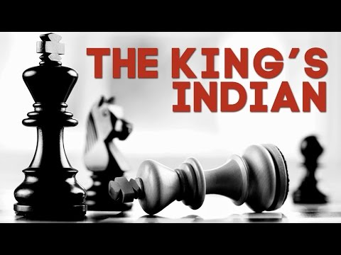 Fight against White's strong center with the King's Indian Defense! - GM Dzindzichashvili