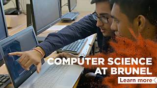 Computer Science at Brunel University London