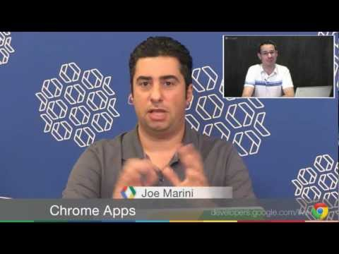 Chrome Apps Office Hours—The Media Galleries API