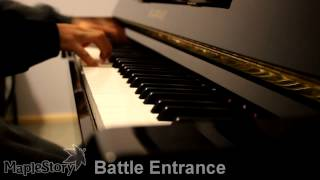 MapleStory - Battle Entrance (Battle Square) (Piano+Sheet Music)