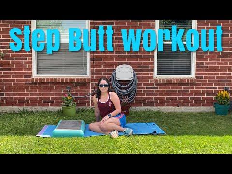 Step Butt Workout