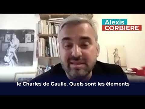 Covid sur le Charles de Gaulle : une non prise en compte des risques d'un départ. Alexis Corbière