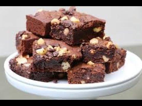 meilleure-recette-de-brownies-moelleux-au-chocolat-اسهل-و-أبسط-وصفة-للبراوني-2020