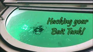 Life Hack for Bait Tanks