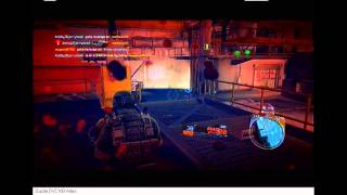 Ghost Recon Future Soldier Multiplayer Gameplay.
