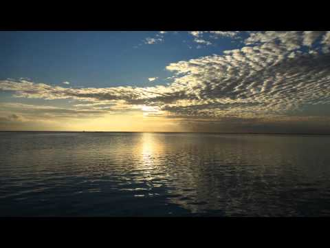 Timelapse in Maldives on 05:46 AM - 07:19 AM Mar. 4, 2015