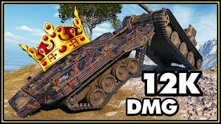 KING OF THE HILL - Strv 103B - World of Tanks Gameplay