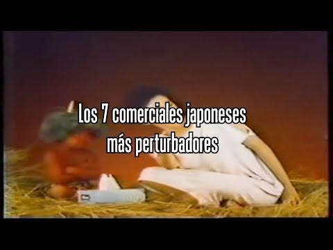 Los 7 comerciales japoneses más perturbadores