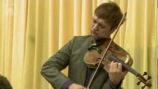 Nils Mönkemeyer probt Franz Anton Hoffmeister  - Probenstreiflicht - BR - Klassik