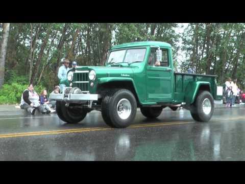 Golden Day Parade 2012   Fairbanks AK