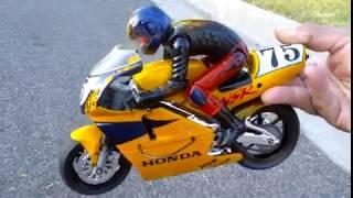 KYOSHO  NSR 500 RC MOTORCYCLE KIT