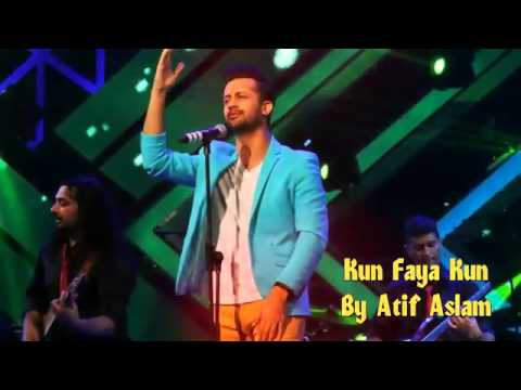 Kun Faya Kun   Atif Aslam   Full Audio Song   Song Of 2015 640x360