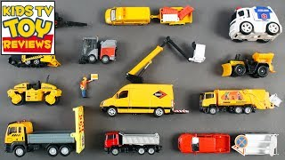 Road Service Vehicles For Kids | Learn Vehicles For Children | Kids Learning Video | Preschool