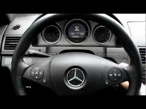 Mercedes-Benz C-Class W204 Service Indicator Reset