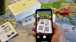 iPhone How to Scan QR Code iOS 13.