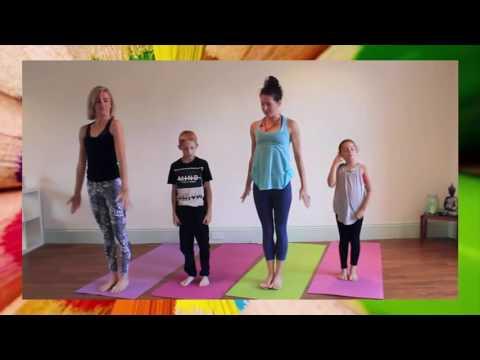 Everyday Yoga with Helena Series 2.Ep - 6 Kids Yoga