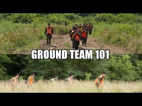 CAP Ground Team/SAR 101