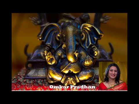 Omkar Pradhan Roop Ganeshache by Priya Bhandarkar