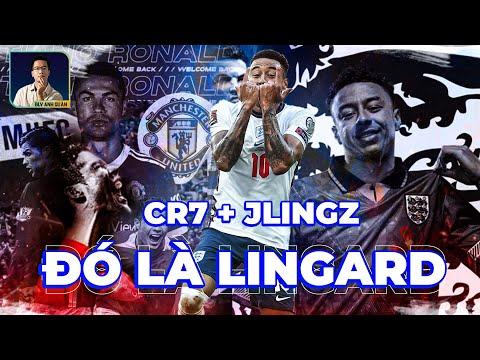 CR7 + JLINGZ - ĐÓ LÀ SỰ VUI VẺ CỦA JESSE LINGARD