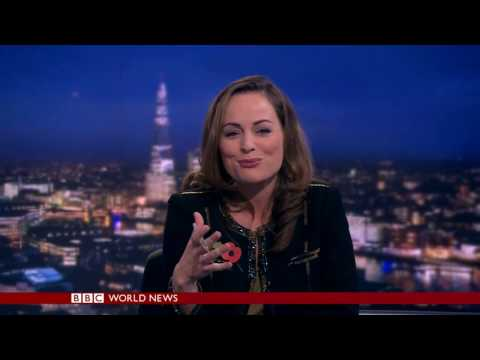 World Business Report with Victoria Fritz - 02.11.2016