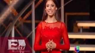 """La polémica respuesta de Mariana Torres, """"Nuestra Belleza Latina 2015""""/  Entre mujeres"""