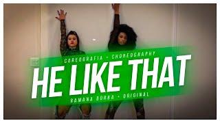 Baixar Fifth Harmony - He Like That  (Coreografia/CHOREOGRAPHY)/Ramana Borba
