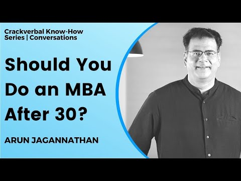 Should You Do An MBA After 30?