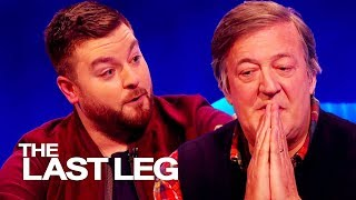 PIP and Disability Benefits - The Last Leg