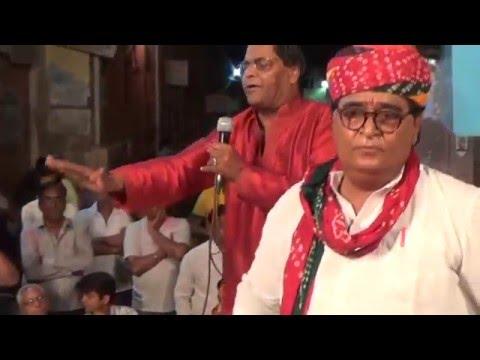 Nukkad Mahasabha Bikaner-3 part by V-SERIES COMPANY BKN