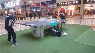 10 yr old Table Tennis beginner to 'expert' Part I