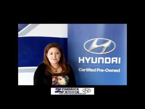 Rebecca From Madison WI Buys A Hyundai2012 Elantra From Zimbrick Hyundai West  Used