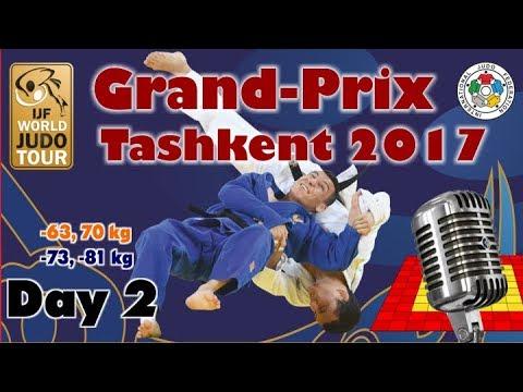 Judo Grand-Prix Tashkent 2017: Day 2