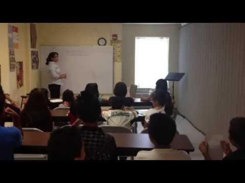 BCC Myanmar sar class (mom teaching)