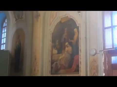 Экскурсия в Храме Рождества Христова г Кыштым  часть 2