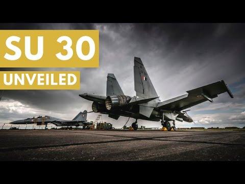 Sukhoi SU-30 Unveiled