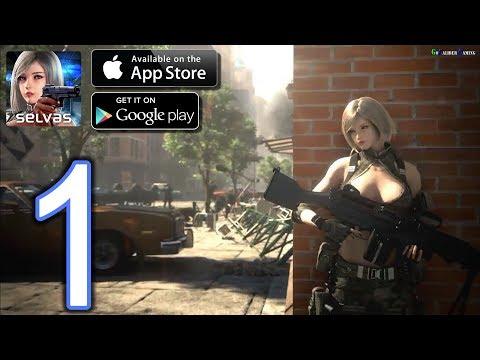 Fatal Raid Android iOS Walkthrough - Gameplay Part 1 -