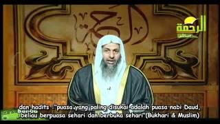 hukum puasa sunnah pada hari sabtu ? 2017 Video