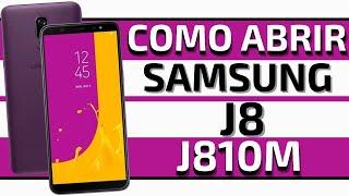 Desarmar Samsung J810M