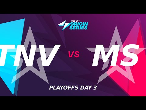 WR:OS June Cup Finals Day 3 TNV vs MS - Group B