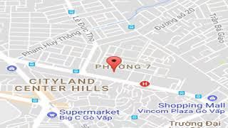 Cho Thuê Nhà Mặt Phố Kdc Cityland, P7, Gò Vấp, Giá 45Tr/tháng