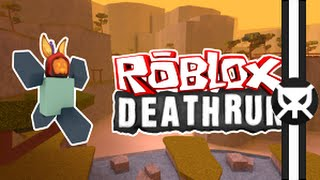 We need to run! ▼ DeathRun ▼ Random Roblox Games