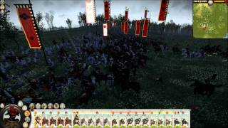Total war: Shogun 2 - Battle of Kyoto withTakeda Campaign Victory Ending