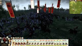 Total war: Shogun 2 - Battle of Kyoto withTakeda Campaign Victory Ending