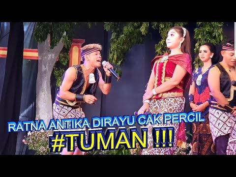 Download  RATNA ANTIKA VS CAK PERCIL CS DIACARA GUYON MATON Part 2 Gratis, download lagu terbaru