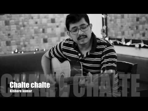 My mashup of hindi songs on acoustic guitar ( Better sound quality)