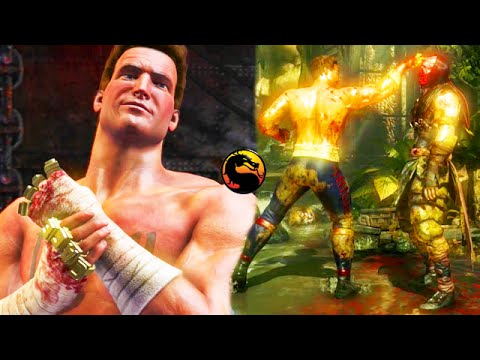 "THE AMAZING FISTICUFFS BRUTALITY! - Mortal Kombat X ""Johnny Cage"" Gameplay (Mortal Kombat XL Ranked)"