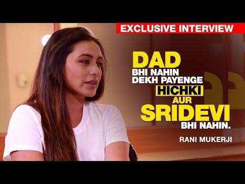 Rani Mukerji Interview on Hichki by Vickey Lalwani | SpotboyE